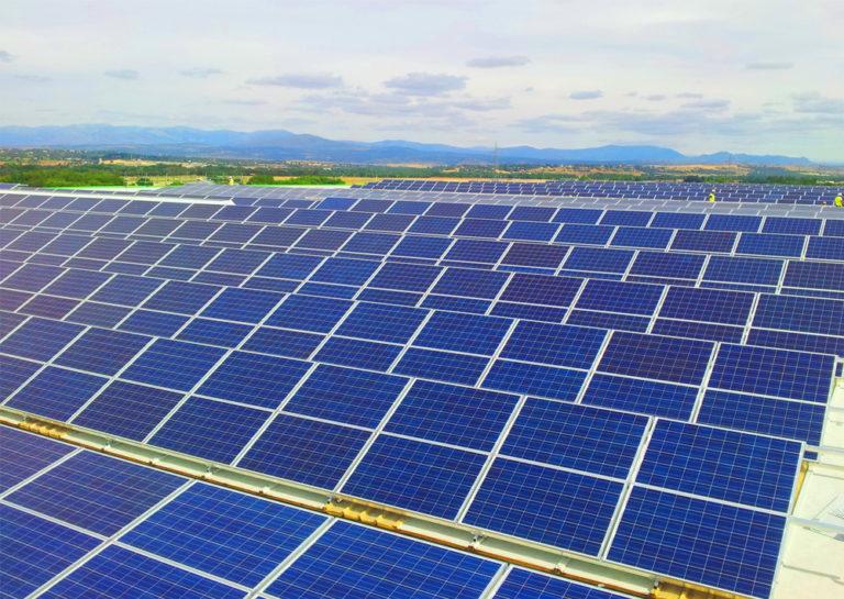 solar rooftop facilities